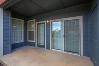 Patio at Listing #144238