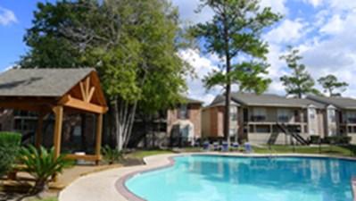 Pool at Listing #138692