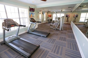 Fitness Center at Listing #141461