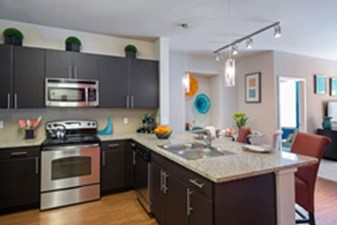 Kitchen at Listing #155268