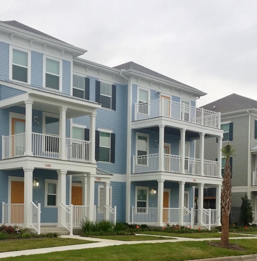 Villas on the Strand Apartments Galveston TX