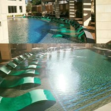 Pool at Listing #267665