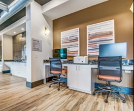 Business Center at Listing #306367