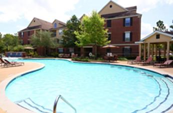 Pool at Listing #144211