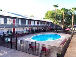 Pool at Listing #229323