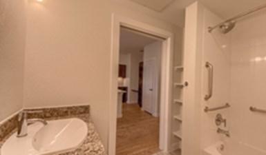 Bathroom at Listing #291849