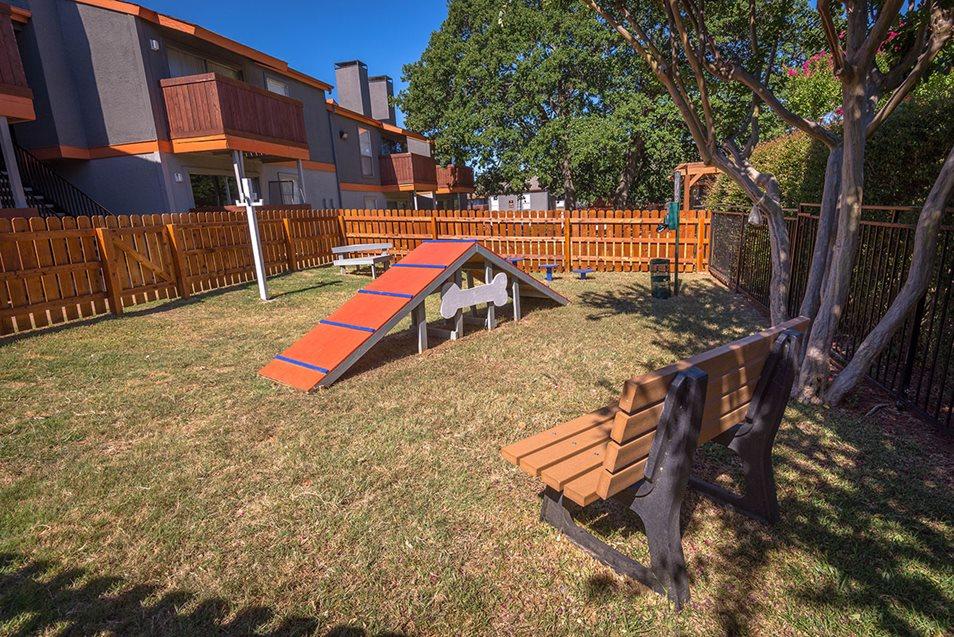Dog Park at Listing #136847