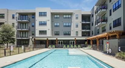 Pool at Listing #277741