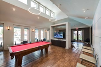 Gameroom at Listing #138951