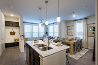 Living/Dining at Listing #309736