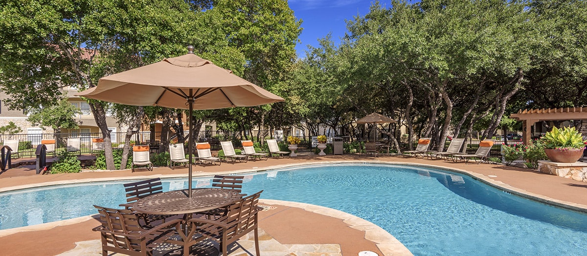 Pool at Listing #140762