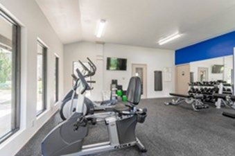 Fitness Center at Listing #137215