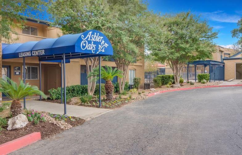 Ashler Oaks Apartments San Antonio TX