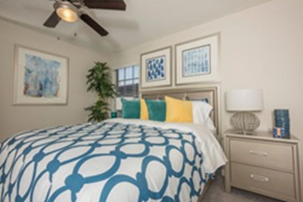 Bedroom at Listing #136158