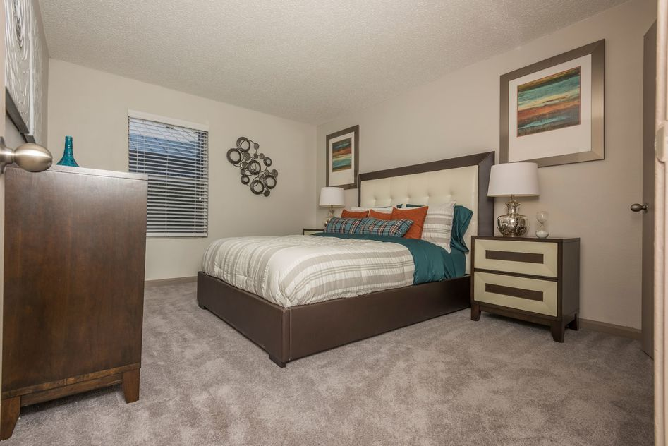 Bedroom at Listing #136911
