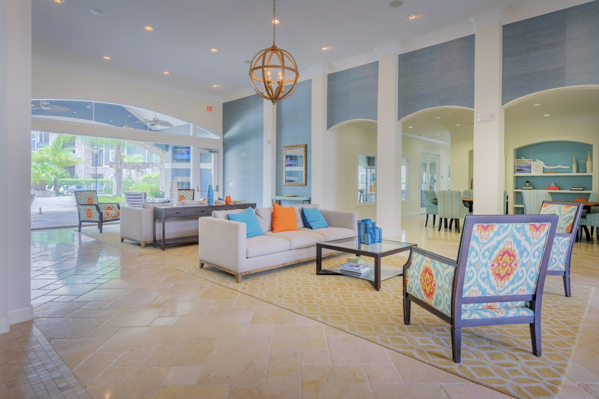 Clubhouse at Listing #147791