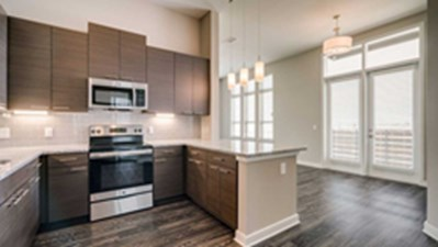 Living/Dining at Listing #280633