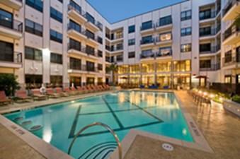 Pool at Listing #282266