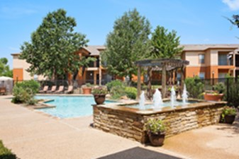 Pool at Listing #144096