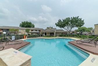 Pool at Listing #138739