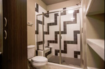 Bathroom at Listing #275694