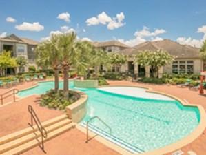 Pool at Listing #144651