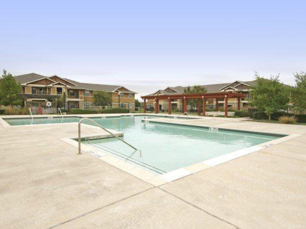 Pool at Listing #138134