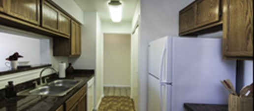Kitchen at Listing #138656
