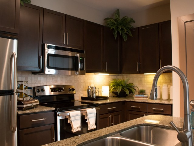 Kitchen at Listing #258335