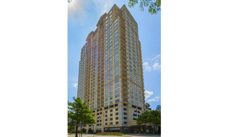 Dominion Post Oak Apartments Richmond Avenue TX