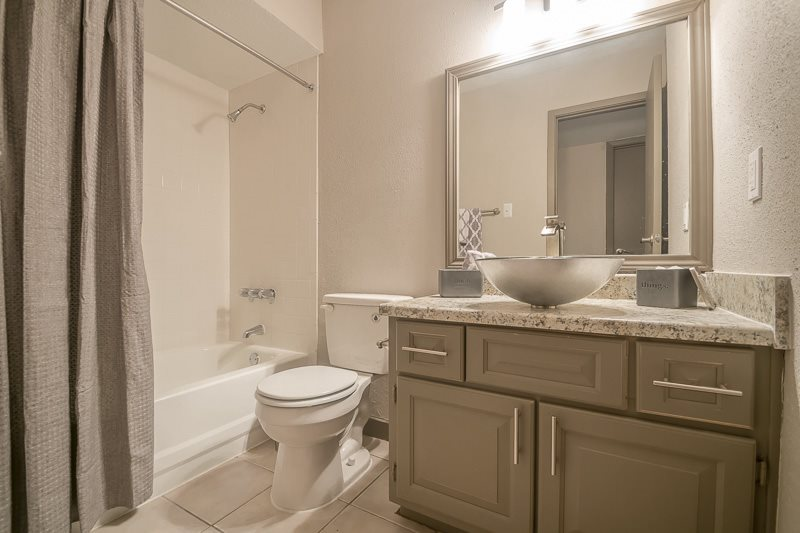 Bathroom at Listing #140267