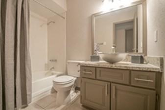 Bathroom at Listing #140267