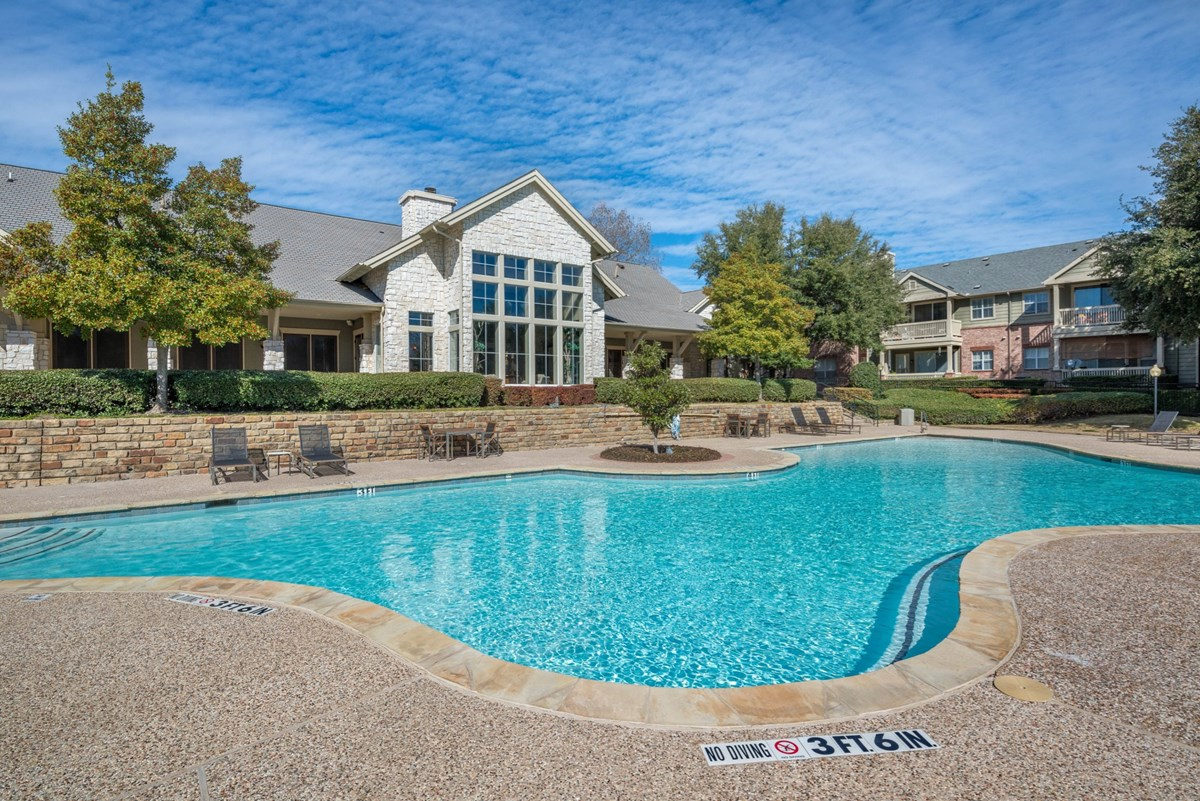 Pool at Listing #137675