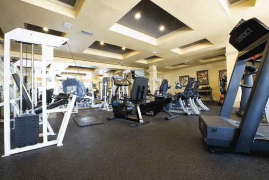 Fitness at Listing #140643