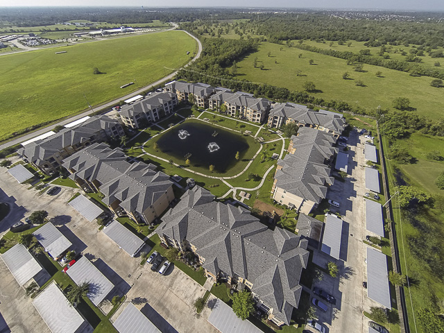 Aerial View at Listing #145802
