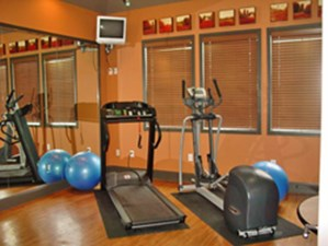 Fitness Center at Listing #231207