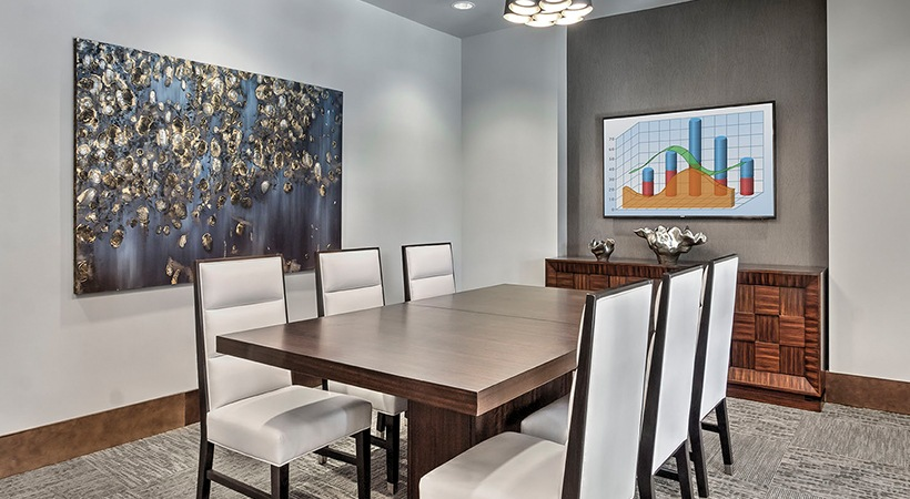 Conference Room at Listing #293460