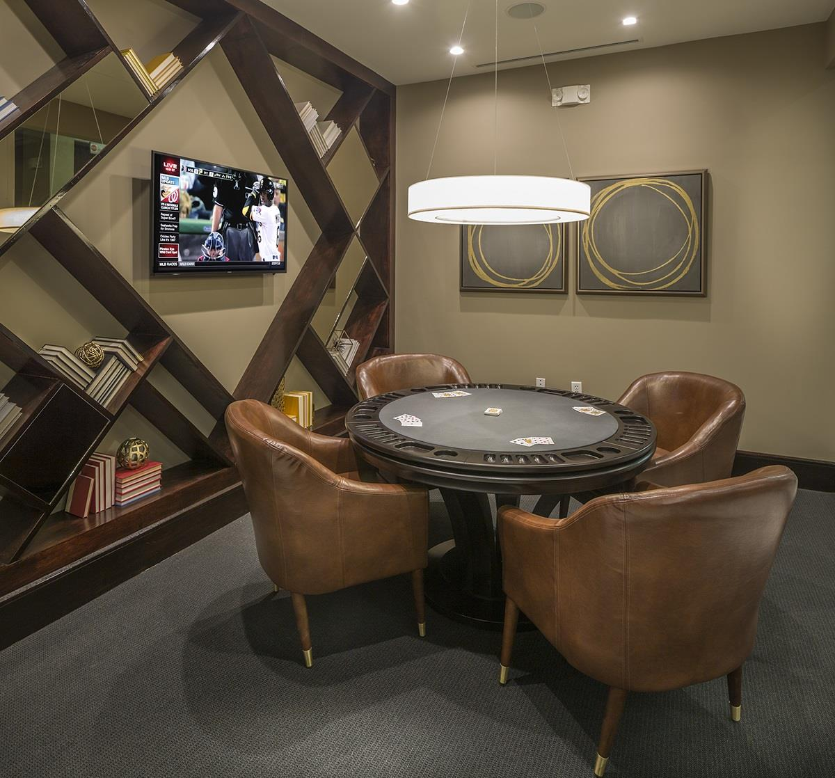 Game Room at Listing #150534