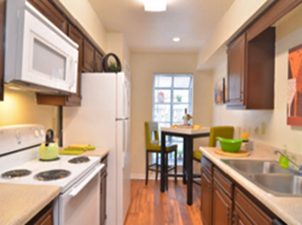 Kitchen at Listing #139769