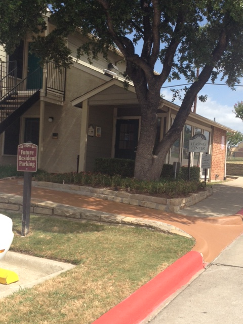 Peters Colony Apartments