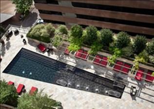 Pool at Listing #145795