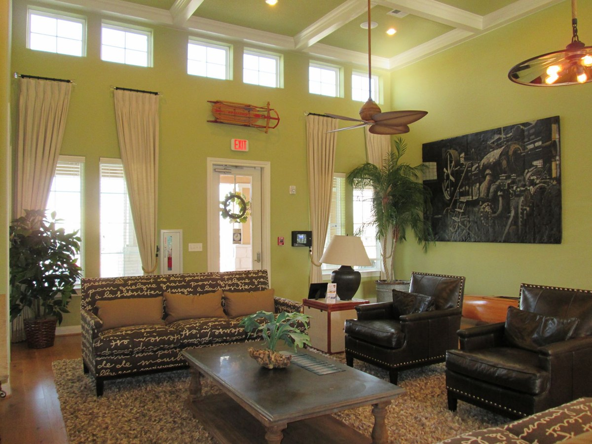Clubhouse at Listing #255774