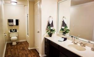 Bathroom at Listing #136069