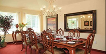 Dining Room at Listing #232395