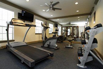 Fitness Center at Listing #144375