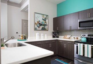 Kitchen at Listing #140655