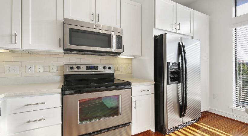 Kitchen at Listing #144522