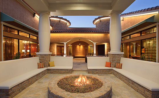 Fire Pit at Listing #151567
