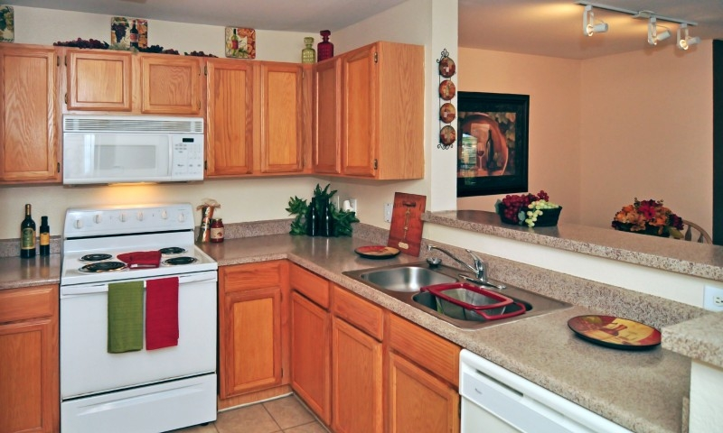 Kitchen at Listing #137736