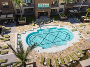 Pool at Listing #236602